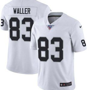 Other - Raiders Darren Waller 100th Season Jersey 1